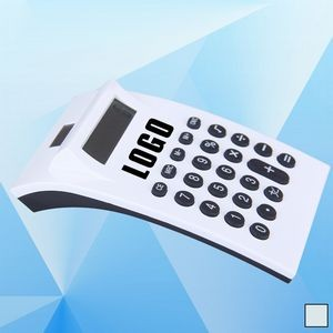Dual-Power 8-Digit Desk Calculator