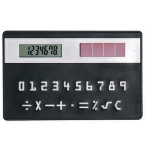 Credit Card Solar Calculator