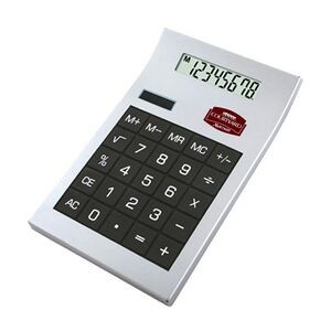 8 Digit Desktop Dual Powered Calculator