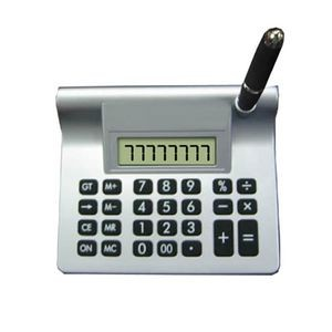 8-Digit Executive Desktop Calculator