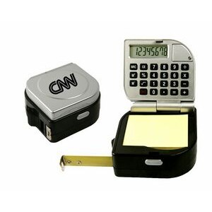 Tape Measure Calculator w/ Notepad