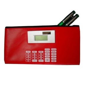 8 Digital School Pouch Calculator